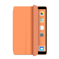 Pliegue Smart Cover para iPad Pro 10.5 pulgadas Funda Ultra Thin TPU Back