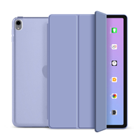Contraportada Transparente Trifold Hard PC para iPad Air4 10.9